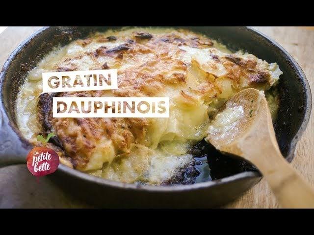 Gratin dauphinois (savoyard!)