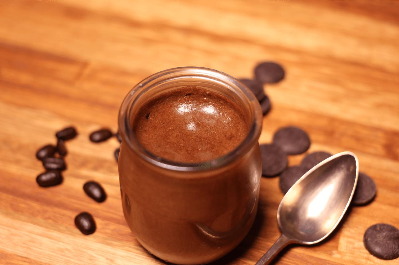 La mousse au chocolat de Mamie Tatine