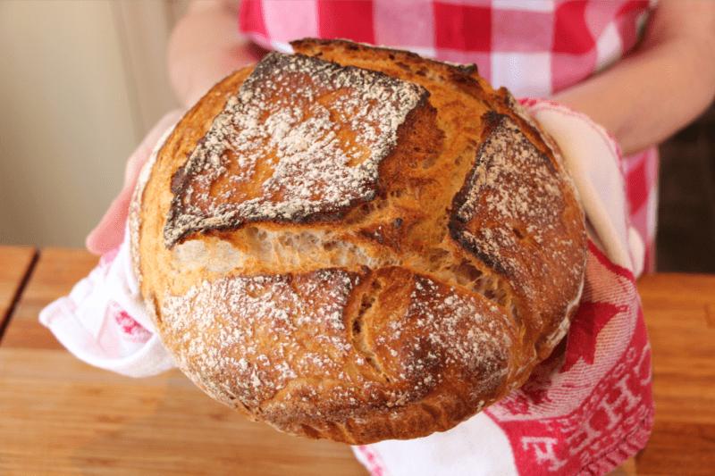 Pain Maison Comme à La Boulangerie Recettes Gourmandes Rapides Et