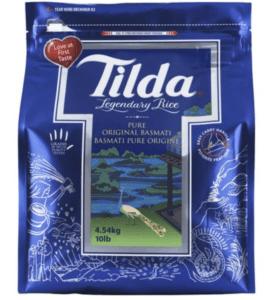 Tilda riz basmati