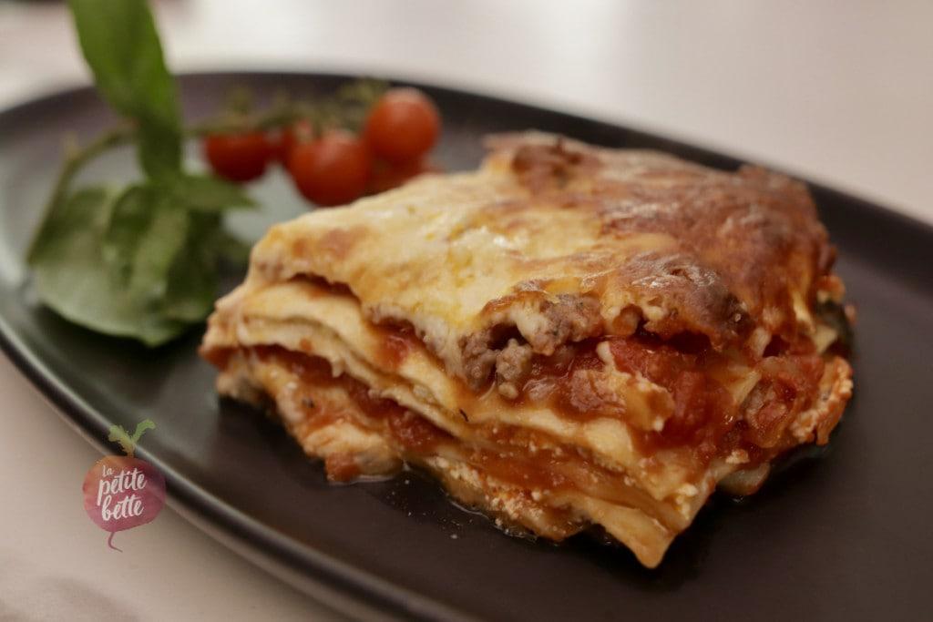 Meilleure lasagne maison