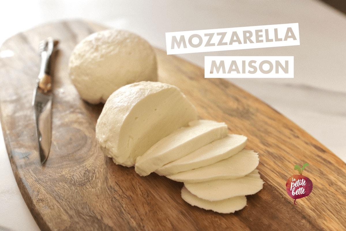 Comment faire du fromage mozzarella