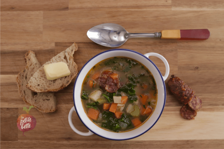 Meilleure soupe aux légumes