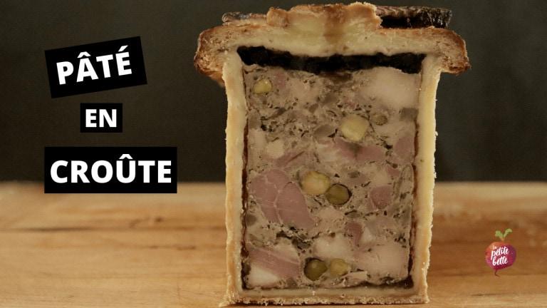 Technique et recette Paté Croute