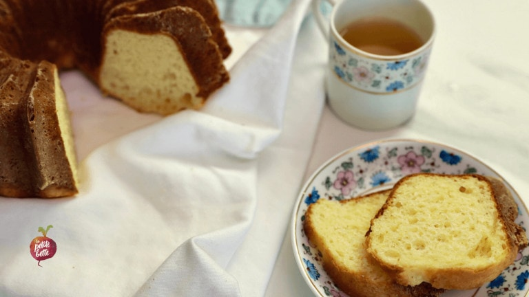 Gâteau mascarpone et citron