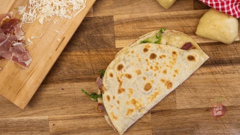 Pain sandwich parfait de confinement