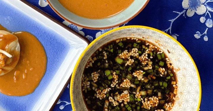 sauce dumpling