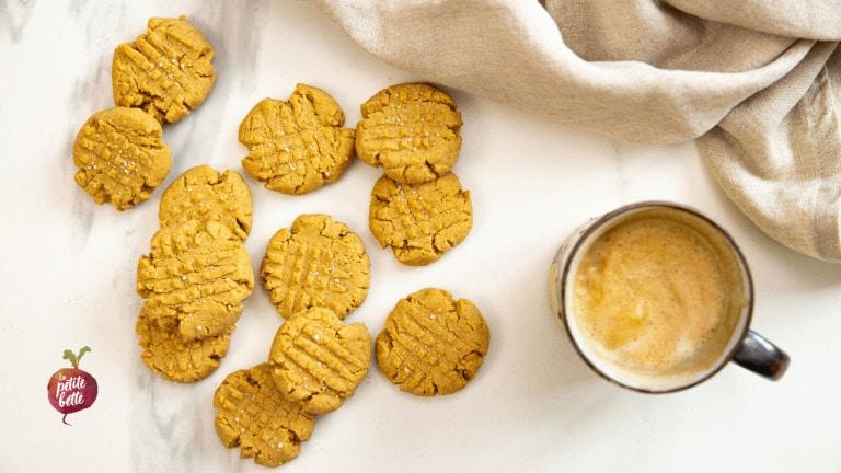 Biscuits beurre de cacahuète