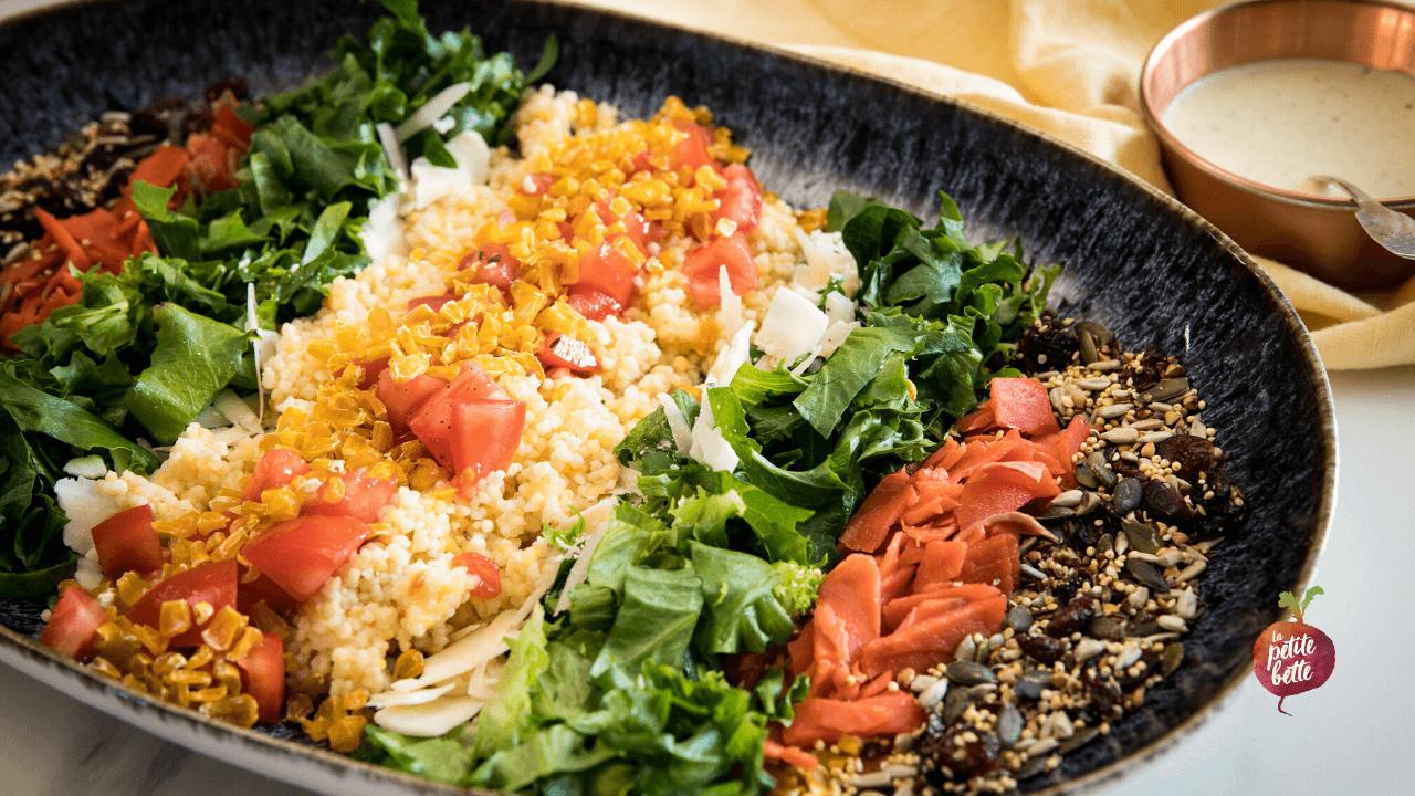 La salade originale composée Arizona