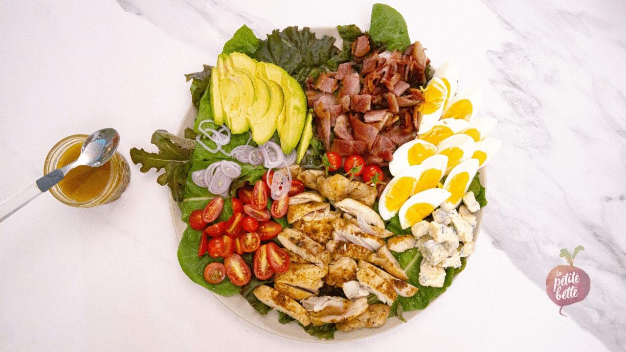 salade composée américaine