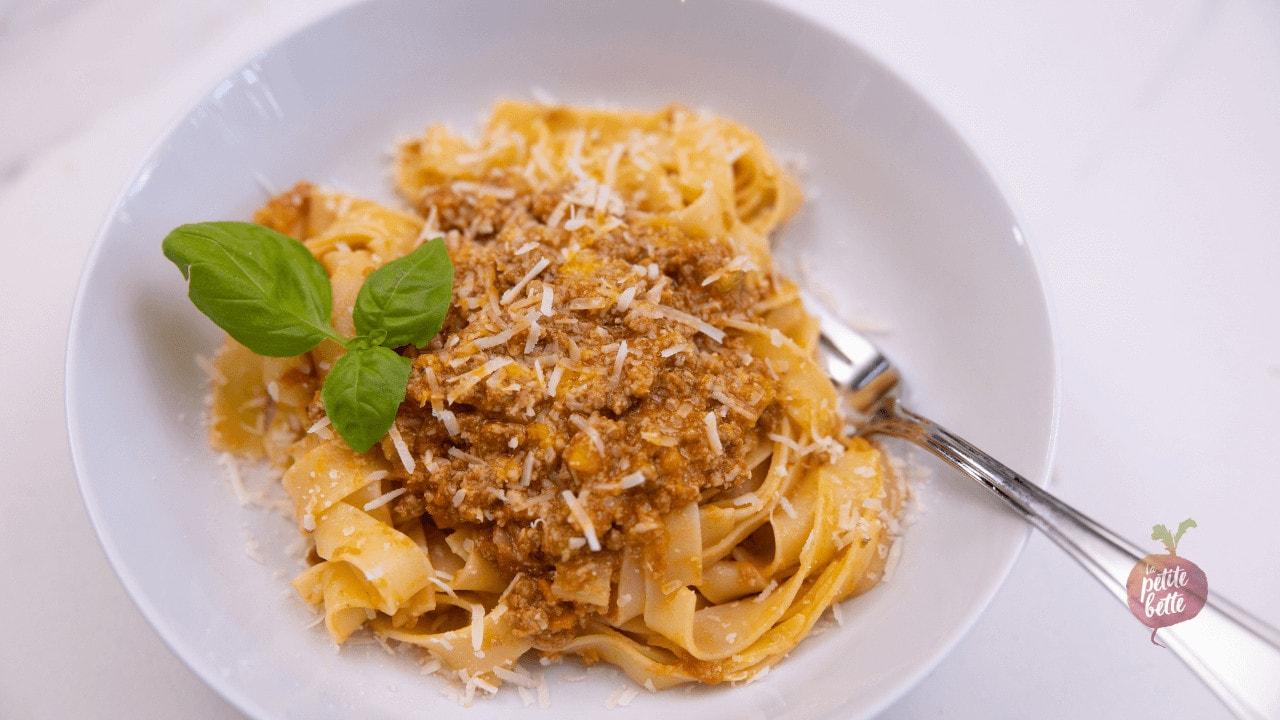 Meilleure recette vraie sauce bolognaise