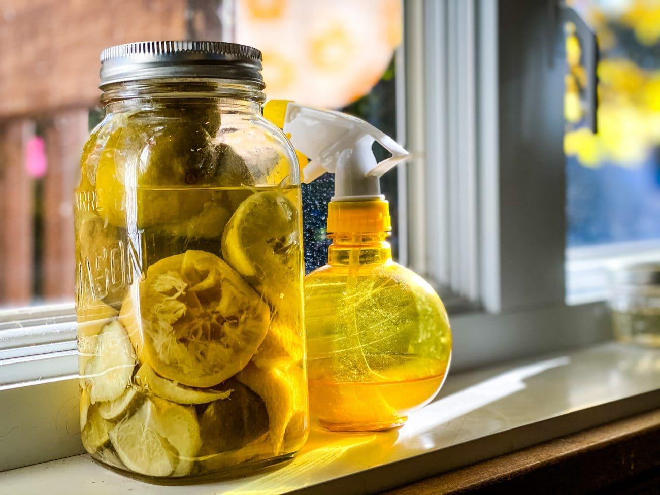 Comment faire son propre nettoyant écologique - recette nettoyant naturel maison | Recettes ...