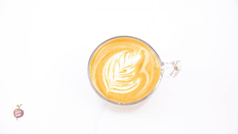 comment faire latté art