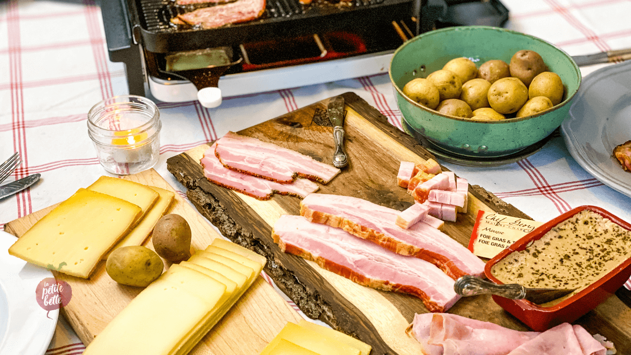 Comment préparer raclette