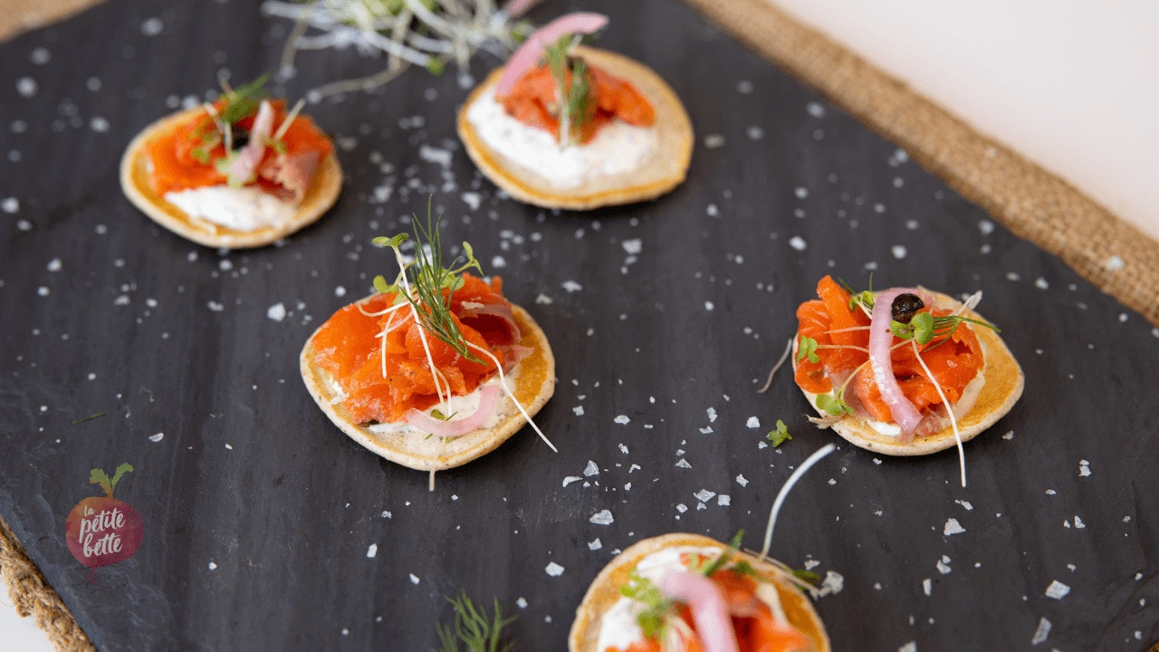 Saumon mariné gravlax recette