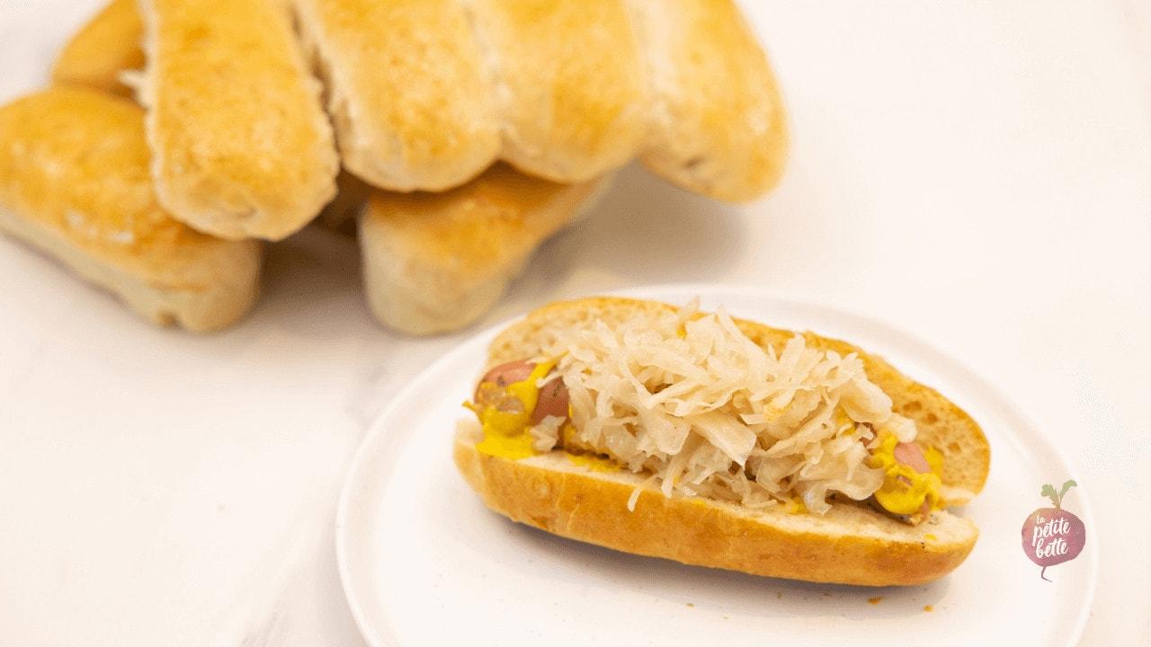 pain la petite bette hot dog