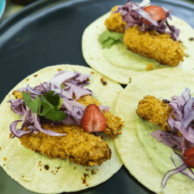 fish tacos air fryer